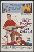 "Movie Posters:Elvis Presley, Kid Galahad (United Artists, 1962). One Sheet (27"" X 41""). ElvisPresley...."
