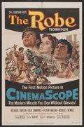 "Movie Posters:Drama, The Robe (20th Century Fox, 1953). One Sheet (27"" X 41""). Drama...."