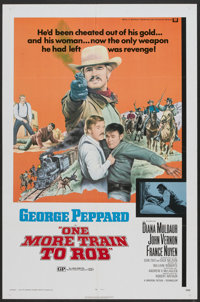 "One More Train to Rob (Universal, 1971). One Sheet (27"" X 41""). Western"