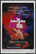 "Movie Posters:Mystery, The Reincarnation of Peter Proud (American International, 1975). One Sheet (27"" X 41""). Mystery...."