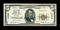 National Bank Notes:Colorado, Littleton, CO - $5 1929 Ty. 1 The Littleton NB Ch. # 11949. ...