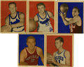 Basketball Cards:Lots, 1948 Bowman Basketball Collection (36). ... (Total: 36 cards)