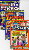 Modern Age (1980-Present):Miscellaneous, Marvel/Hanna -Barbera Group (Marvel, 1978-79) Condition: Average VF/NM.... (Total: 10 Comic Books)