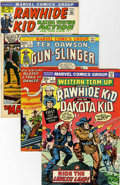 Bronze Age (1970-1979):Western, Marvel Westerns Group (Marvel, 1970s) Condition: Average VF-.... (Total: 23 Comic Books)