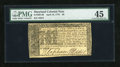Colonial Notes:Maryland, Maryland April 10, 1774 $6 PMG Choice Extremely Fine 45....