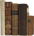 Books:Non-fiction, Lot of Seven Titles on Religion.... (Total: 7 Items)