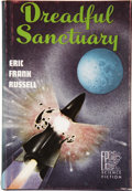 Books:First Editions, Eric Frank Russell. Dreadful Sanctuary. Reading: FantasyPress, 1951....