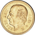 Mexico, Mexico: Republic gold 10 Pesos 1920-M,...
