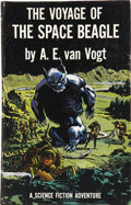 Books:First Editions, A. E. Van Vogt. The Voyage of the Space Beagle. New York:Simon and Schuster, 1950....