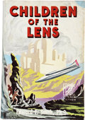 Books:First Editions, Edward E. Smith. Children of the Lens. Reading: FantasyPress, [1954]....