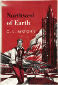 Books:First Editions, C. L. Moore. Northwest of Earth. New York: Gnome Press,[1954]....