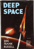 Books:First Editions, Eric Frank Russell. Deep Space. Reading: Fantasy Press,[1954]....