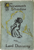 Books:First Editions, Lord Dunsany. The Charwoman's Shadow. New York: G. P.Putnam's Sons, 1926....