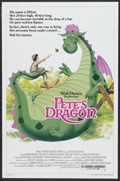 "Movie Posters:Animated, Pete's Dragon (Buena Vista, R-1984). One Sheet (27"" X 41"").Animated...."