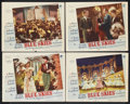 "Movie Posters:Musical, Blue Skies (Paramount, 1946). Lobby Cards (4) (11"" X 14"").Musical.... (Total: 4 Items)"