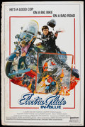 "Movie Posters:Cult Classic, Electra Glide in Blue (United Artists, 1973). Poster (40"" X 60"")Style B. Cult Classic...."
