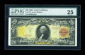 Large Size:Gold Certificates, Fr. 1179 $20 1905 Gold Certificate PMG Very Fine 25....