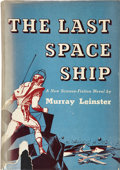 Books:First Editions, Murray Leinster. The Last Space Ship. New York: FrederickFell, [1949]....