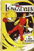 Books:First Editions, L. Ron Hubbard. The Kingslayer. Los Angeles: FantasyPublishing Co., 1949....