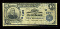 National Bank Notes:Colorado, Delta, CO - $10 1902 Plain Back Fr. 633 The First NB Ch. # (W)5467. ...