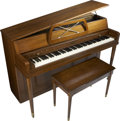 "Musical Instruments:Keyboards & Pianos, Elvis Presley's Personal Piano, Used to Compose the Song ""I MissYou""...."