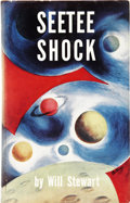 Books:First Editions, Will Stewart. Seetee Shock. New York: Simon and Schuster,1950....