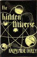 Books:First Editions, Ralph Milne Farley. The Hidden Universe. Los Angeles:Fantasy Publishing Co., 1950....