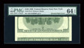 Error Notes:Inverted Reverses, Fr. 2175-B $100 1996 Federal Reserve Note. PMG Choice Uncirculated64 EPQ.. ...