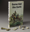 Military & Patriotic:Indian Wars, Lot of Seven Relics from Custer Battlefield with a Signed,Inscribed Copy of Curse Not His Curls by Robert J. Ege. Ther... (Total: 7 )