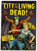 Golden Age (1938-1955):Horror, City of the Living Dead #nn (Avon, 1952) Condition: FN+....