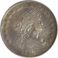 Early Dollars: , 1800 $1 Dotted Date VF30 PCGS. B-14a, BB-194, R.3. Die State IV. Inthis late and scarce die ...