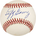 Autographs:Baseballs, Lefty Gomez Single Signed Baseball.... (Total: 1 cards)