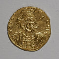 Ancients:Ancient Lots  , Ancients: Lot of three Byzantine AV and EL.... (Total: 3 coins)