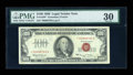 Small Size:Legal Tender Notes, Fr. 1550* $100 1966 Legal Tender Note. PMG Very Fine 30.. ...