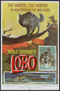 "Movie Posters:Adventure, The Legend of Lobo (Buena Vista, R-1972). One Sheet (27"" X 41""). Adventure...."
