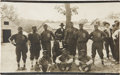 Baseball Collectibles:Photos, 1909 St. Paul Gophers Real Photo Postcard....