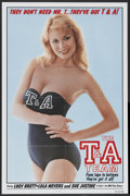 """Movie Posters:Adult, The T&A Team (SRC Films, 1984). One Sheet (27"""" X 41""""). Adult...."""
