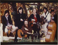 Music Memorabilia:Photos, Crosby, Stills, Nash & Young Photo by Henry Diltz....