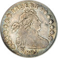 Early Dimes, 1804 10C 13 Stars on Reverse--Genuine--PCGS....