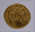 Ancients:Byzantine, Ancients: Constantine V, with Leo IV....