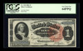 Large Size:Silver Certificates, Fr. 218 $1 1886 Silver Certificate PCGS Very Choice New 64PPQ....