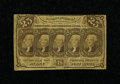 Fractional Currency:First Issue, Fr. 1281 25c First Issue Inverted Back Fine....