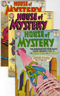Silver Age (1956-1969):Horror, House of Mystery #144-149 Group (DC, 1964-65) Condition: AverageFN-.... (Total: 6 Comic Books)
