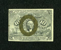 Fractional Currency:Second Issue, Fr. 1244 10c Second Issue About New....