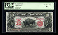 Large Size:Legal Tender Notes, Fr. 119 $10 1901 Legal Tender PCGS Very Choice New 64....