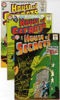 Silver Age (1956-1969):Mystery, House of Secrets Group (DC, 1964-75) Condition: Average FN....(Total: 22 Comic Books)