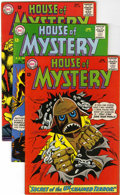 Silver Age (1956-1969):Horror, House of Mystery Group (DC, 1965-71) Condition: Average FN-....(Total: 15 Comic Books)