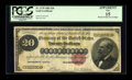 Large Size:Gold Certificates, Fr. 1178 $20 1882 Gold Certificate PCGS Apparent Fine 15....