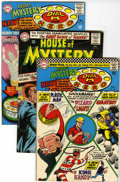 Silver Age (1956-1969):Horror, House of Mystery #155-165 Group (DC, 1965-67) Condition: AverageFN-.... (Total: 11 Comic Books)