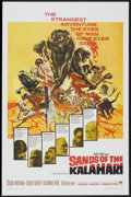 "Movie Posters:Adventure, Sands of the Kalahari (Paramount, 1965). One Sheet (27"" X 41"").Adventure...."